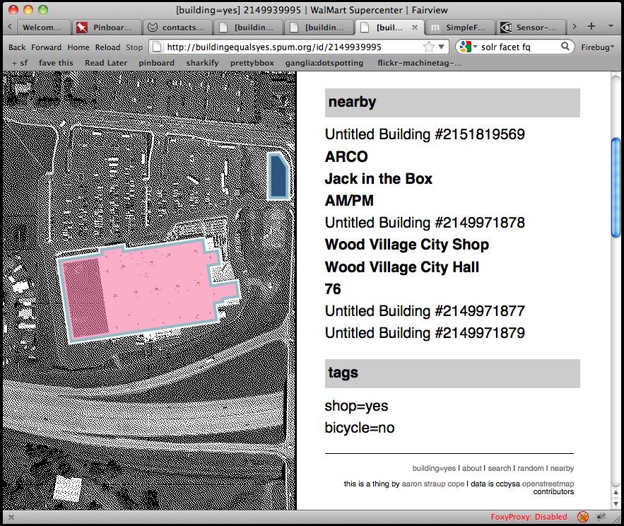 building=yes | museumsandtheweb com