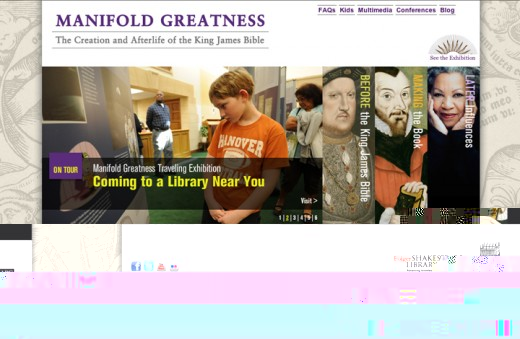 Manifold Greatness home page