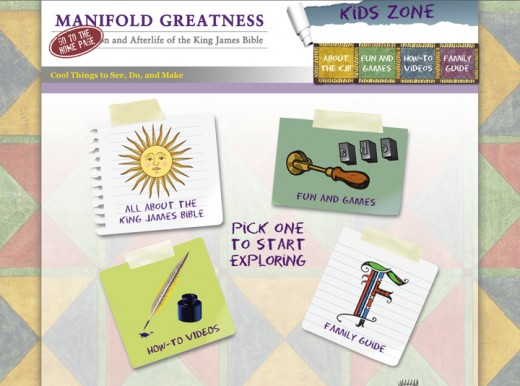 Manifold Greatness Kids Zone