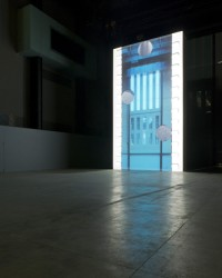 Tacita Dean FILM installed in the Turbine Hall