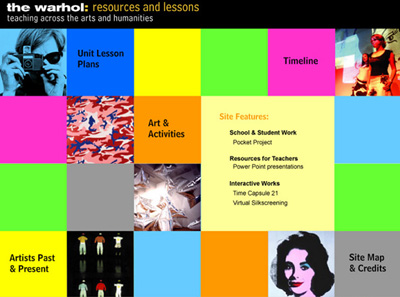 Does anyone know some good Warhol resources for research paper?